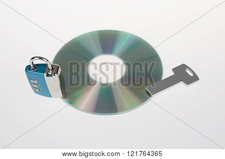 An Information security on cd with usb