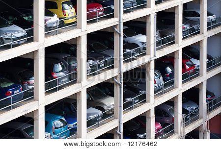 Multilevel Parking Place