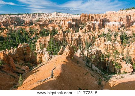 Legends Are Born Here,  Bryce Canyon National Park, Utah, Usa