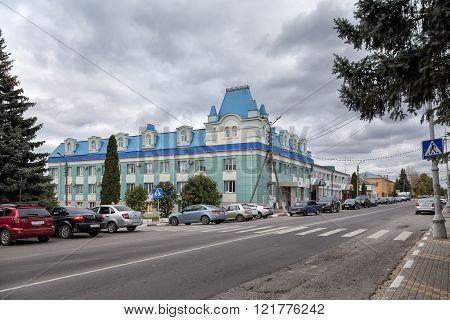 Cityscape. Zadonsk. Russia