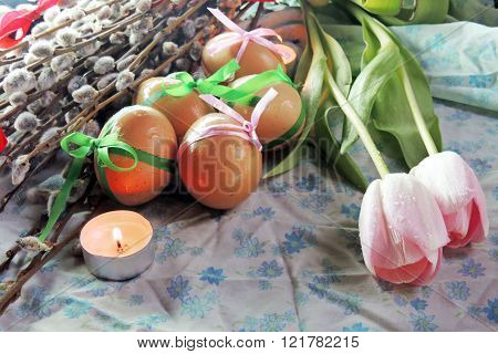 Tulip And Egg