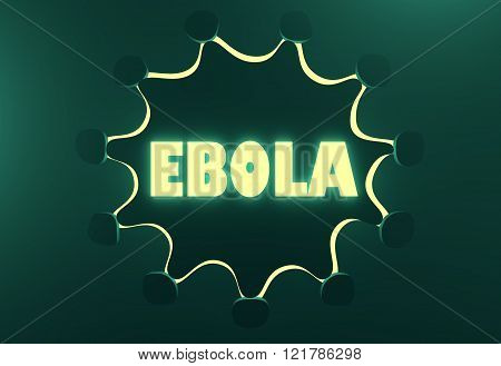Ebola Desease, Abstract Virus Models