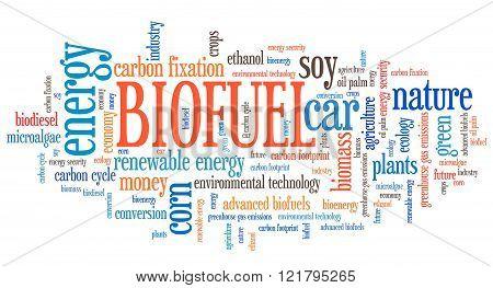 Biofuel Word Cloud