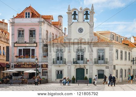 The City Os Cascais. A Sunshine Coast In Portugal