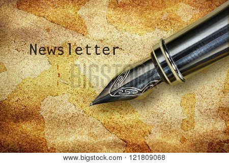 Pen And Word Newsletter