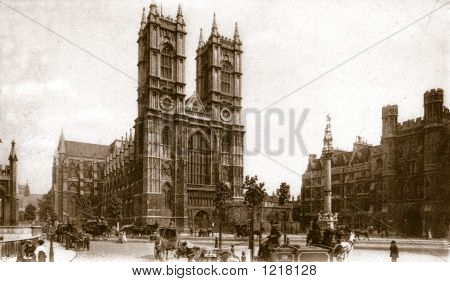 Old Westminster Abbey