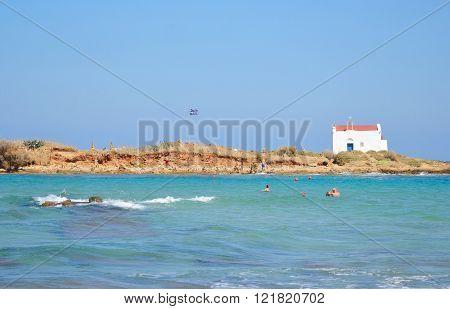 Island Afentis Christos.