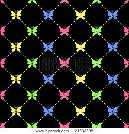Candy butterflies