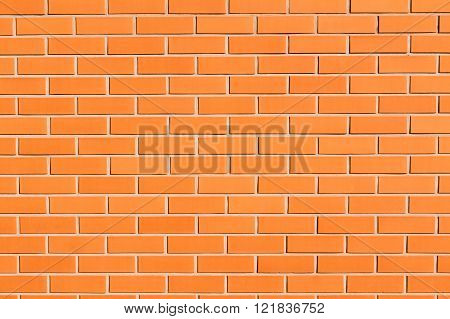 Seamless Red Brick Wall - Background Texture