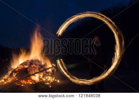 Sirni Zagovezni Fire Ring