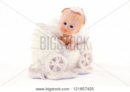 Baby in carriage