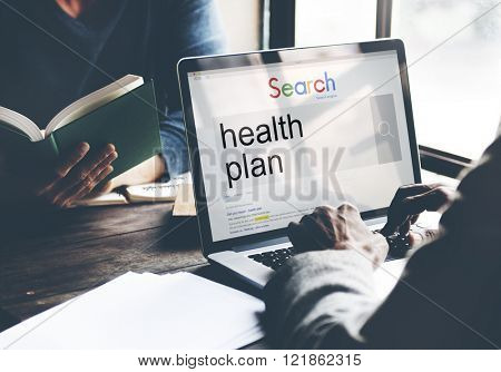 Health Plan Treatment Healthcare Diagnosis Care Concept