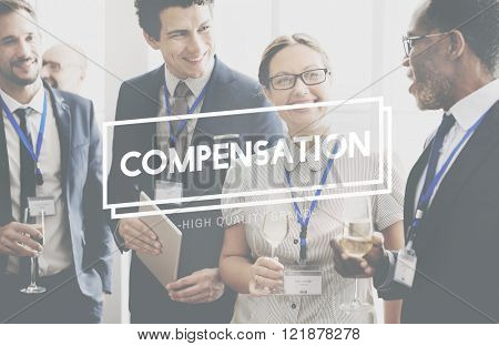 Compensation Finance Bonus Incentive Concept