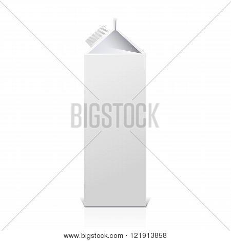 Juice and milk packing carton