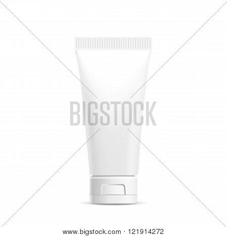 Tube of cream packaging