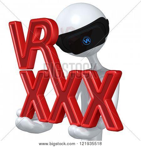 Virtual Reality VR XXX Pornography