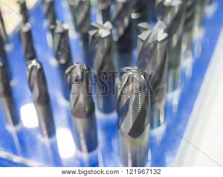 carbide cutting tool for cutting precision part by CNC machining
