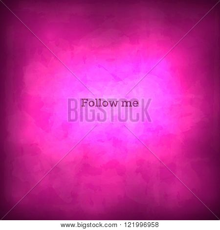 Magic portal. Purple abstract background.