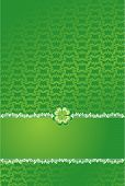 St. Patrick'S Day Background poster