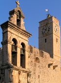 Clock And Bell Towers poster