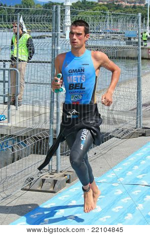 International Triathlon, Geneva, Switzerland