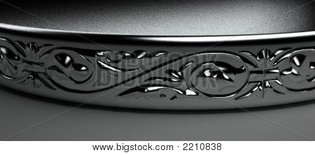 Ornamented Cylinder