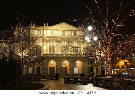 La Scala Opera House, Milan