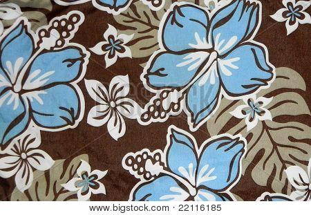 Brown Blue Hawaii
