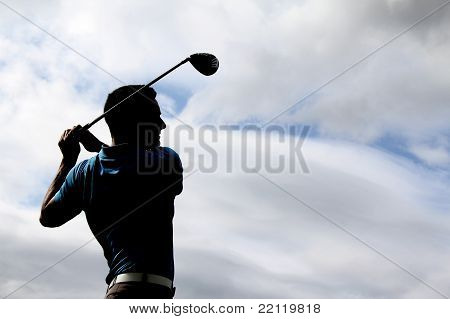 Young Golfer