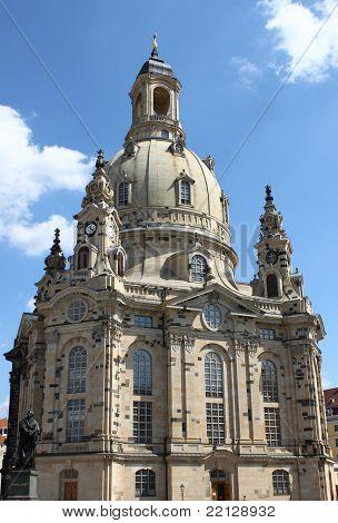Frauenkirche, Dresden (Deutschland)