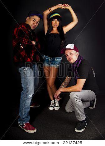 Hip Hop equipo
