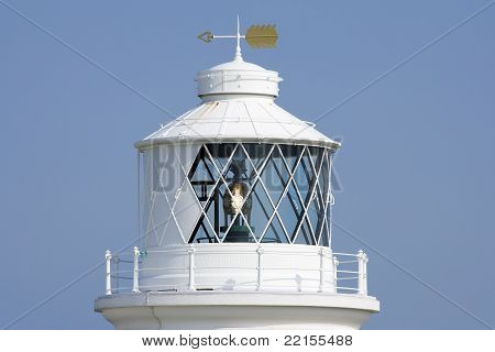 Lighthouse at Anvil Point Dorset
