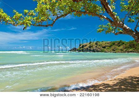 Hidden Beach, Puerto Rico