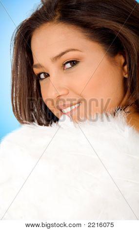 Fashion Angel Portrait