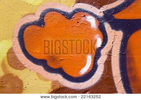 Cloud graffiti
