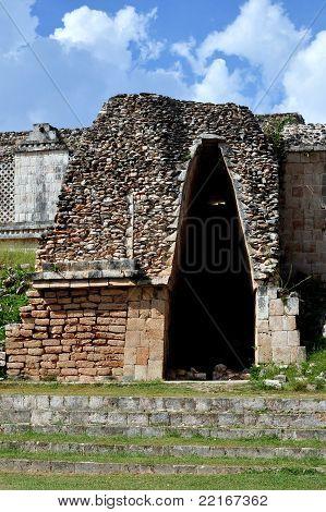Corbel Arch - Uxmal
