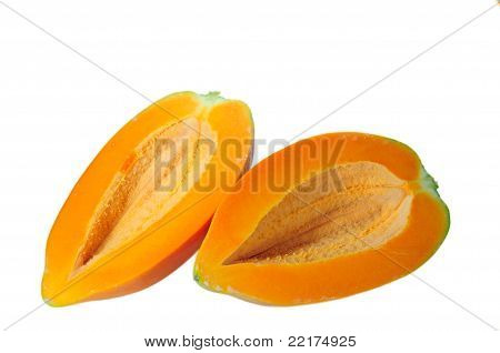 Ripe Fruit And Healthy