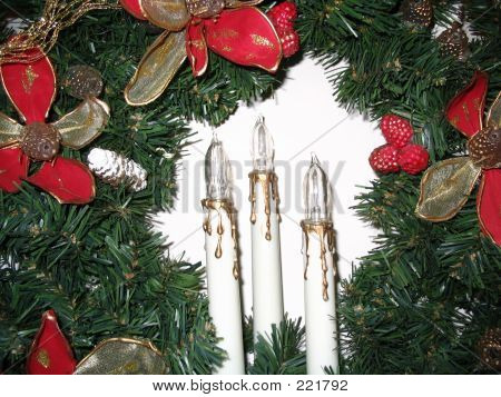 Xmas Wreath #2