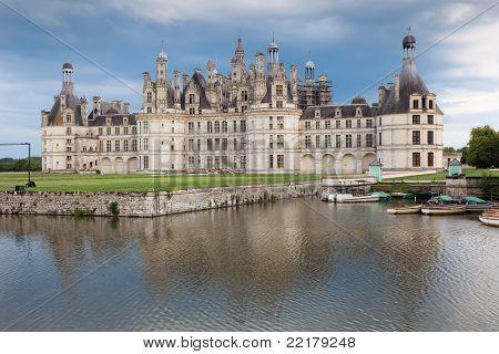 Castle Of Chambord