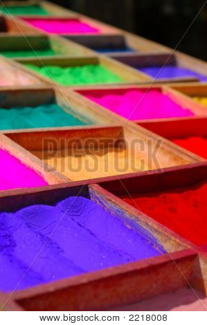 Powder Dyes