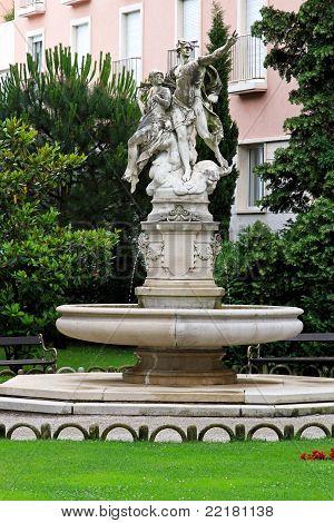Opatija Fountain
