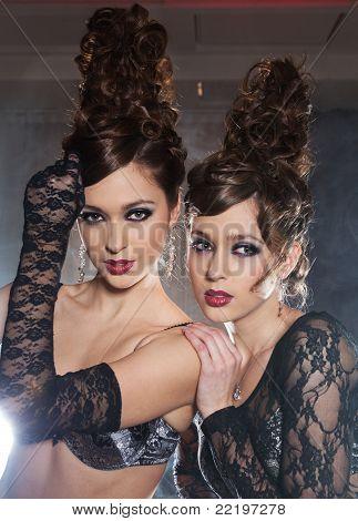 Lady Twins