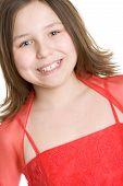 Cute Girl Smiling poster