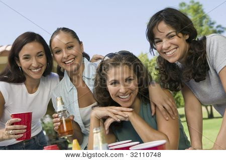 Women at a Picnic