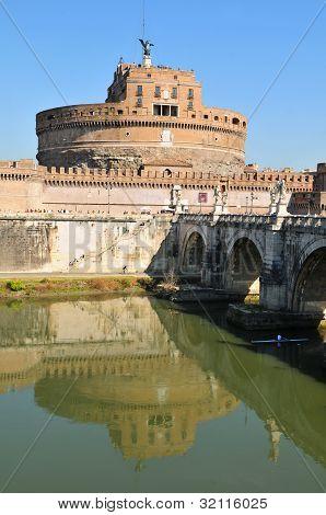 Sant Angelo castle, Rome