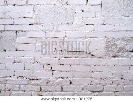 White Wall Detail
