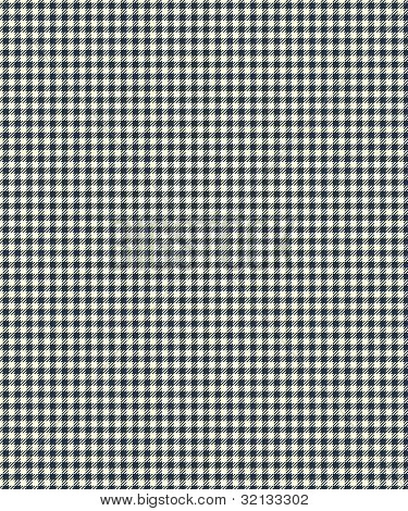Navy Checker Plaid Paper