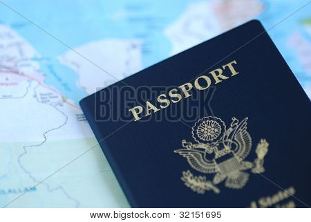 Passport & Paper Map