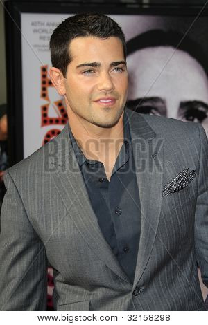 LOS ANGELES - APR 12:  Jesse Metcalfe arrives at the TCM 40th Anniv of
