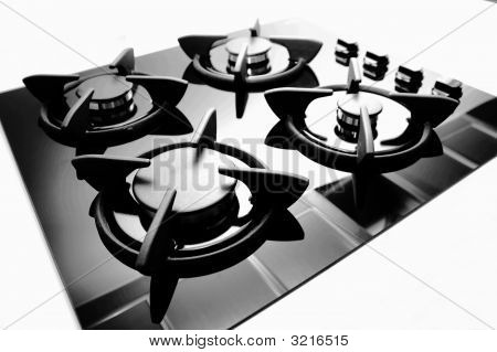 Cooktop Gas Oven